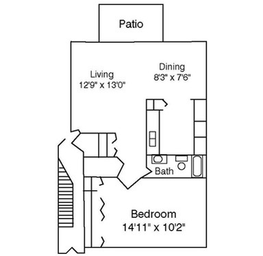 1 Bedroom Phase II